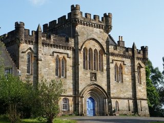 Craufurdland Castle- Tower House, Ayrshire, Our Cosy Castle ...your Home - Kilmarnock vacation rentals