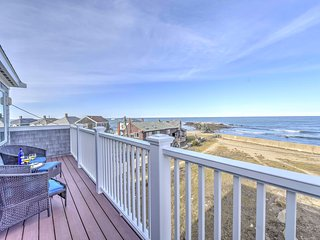 NEW! 3BR Beach House in Brant Rock w/Ocean Views! - Duxbury vacation rentals