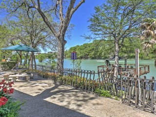 NEW! 4BR Seguin Home on San Marcos River w/ Dock! - Seguin vacation rentals