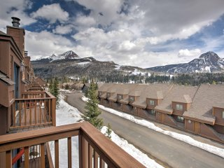 NEW! 2BR Durango Condo w/Access to Hot Tubs & Pool - Rico vacation rentals