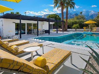 Midcentury Butterfly Alexander - Palm Springs vacation rentals