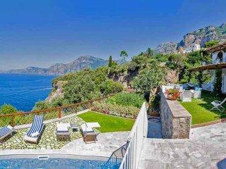 VILLA IRIDE Praiano - Amalfi Coast - Praiano vacation rentals