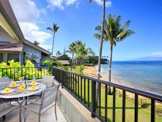 Unit 26 Ocean Front Prime Deluxe 2 Bedroom Condo - Lahaina vacation rentals