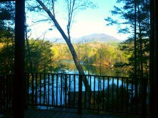 Chipmunk Too: Lake Lure Log Cabin Rental - Lake Lure vacation rentals