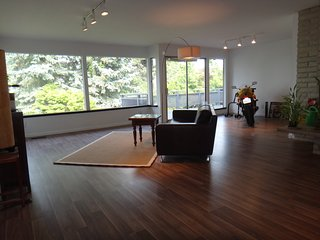 Quiet Midcentury Modern Home-Lake Views & parking - Renton vacation rentals
