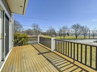 NEW! 5BR Marion House w/ Ocean Views & Large Deck! - Marion vacation rentals
