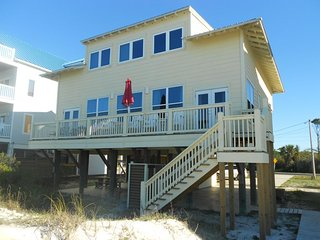 Tropical Daze! a Beautiful Beachfront 3Br/3Ba Pet Friendly Home - Cape San Blas vacation rentals