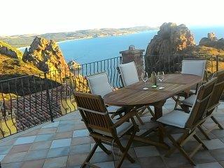 Terrazza panoramica sul mare!! - Nebida vacation rentals
