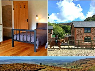 Triscombe Barns: modern conversion with stunning views on the Quantock Hills - Bishops Lydeard vacation rentals