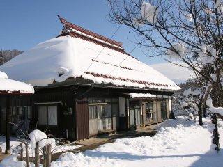 Traditional Japanese farm house near snow monkeys - Nakano vacation rentals