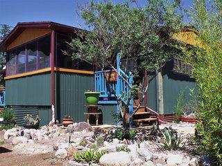 BLUE MOON BUNGALOWS in Bisbee, AZ **FIESTA MOON - Bisbee vacation rentals
