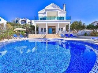holiday villa with private pool sleep 12 balayivilla com 1434 - Kas vacation rentals