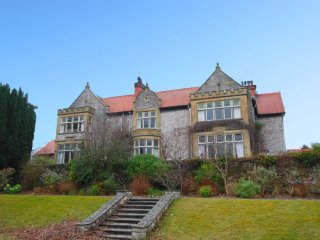 "Berthlwyd Hall - ""A superb Victorian Hall just outside Conwy"" - Conwy vacation rentals"