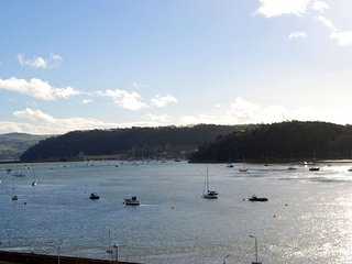 """Estuary View Apartment - """"Some of the finest sea views on the coast!"""" - Deganwy vacation rentals"""