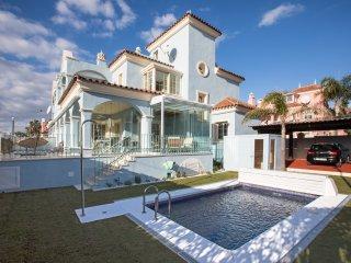 Luxury Villa at the beach - Puerto José Banús vacation rentals