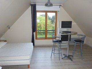 Studio indépendant 16m² proche Saint Malo - Saint-Pere vacation rentals