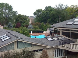 Kessler Mansion Ranch- 9,000 ft.- Game Room, Pool - Indianapolis vacation rentals