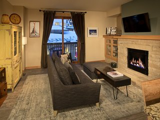 Taos Ski Valley Ski-in/Out One Bedroom Condo - Taos Ski Valley vacation rentals