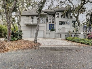 4 Bedroom Oceanview Home with Private Pool just 20 yards to the Beach! - Hilton Head vacation rentals