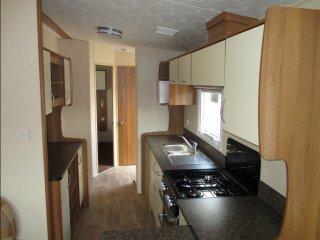 Modern 3 Bed 8 berth Holiday Caravan - Towyn vacation rentals