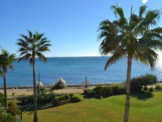 Spectacular beachfront penthouse - Casares del Sol vacation rentals