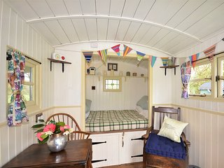 Romantic Cabin with Internet Access and Fireplace - Tregaron vacation rentals