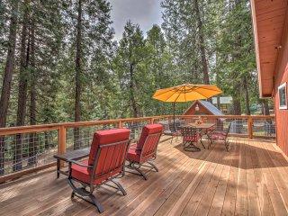 NEW! 2BR Pioneer Cabin w/ Huge Deck & Quiet Area! - Pioneer vacation rentals