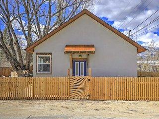 NEW! Cozy Buena Vista Studio Cottage - Near Main Street! - Buena Vista vacation rentals