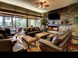 Eagles Rest Lodge large cabin rental in helen - Helen vacation rentals