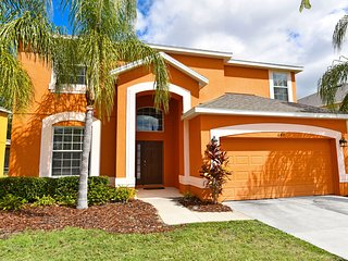 Modern 7BR 4.5Bath WATERSONG pool home with conservation view from $185/night - Orlando vacation rentals