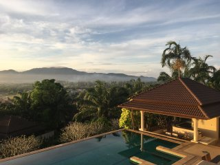 Hideaway in the hills of Layan with access to private 20m infinity pool - Bang Tao Beach vacation rentals