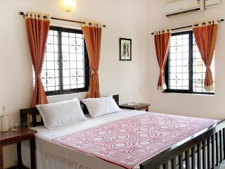 Stylish AC 2 Bedroom Apartment in Verla, North Goa - Verla Canca vacation rentals
