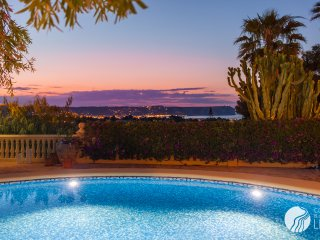 BREATHTAKING VILLA WITH STUNNING VIEWS IN JAVEA - Javea vacation rentals