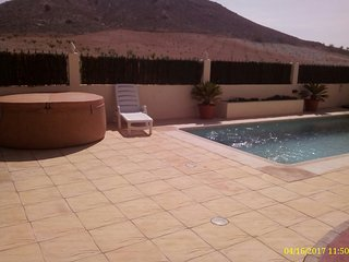 Beautiful Villa, close to bars and shops in small, typically spanish village - Oria vacation rentals