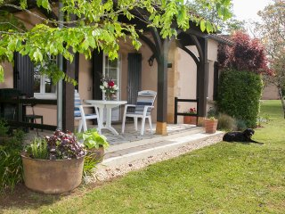 Frances Field, 2 pools in glorious gardens, adults only, self catering luxury. - Bourniquel vacation rentals