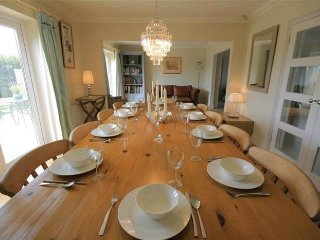 Country Farmhouse in the Cotswolds, surrounded by open countryside with garden - North Leigh vacation rentals