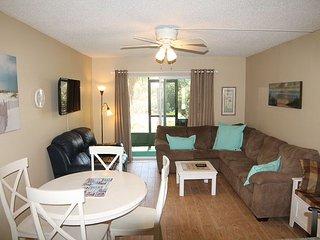 Pelican Inlet B114, Ground Floor Condo, Boat Parking, Pool, Tennis Court - Saint Augustine vacation rentals