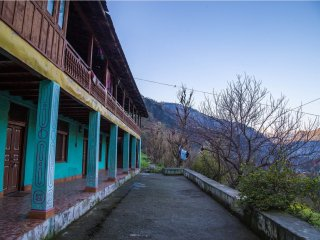Nice House with Parking and Parking Space - Chamba vacation rentals