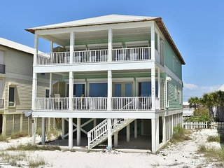 Southern Grace Beachfront 6 Bd 5 Ba Family Home - Gulf Shores vacation rentals