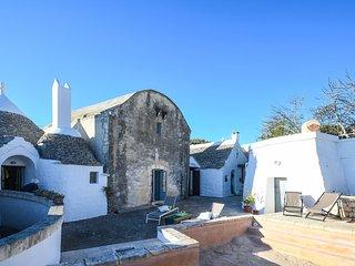 Villaggio Medievale – complex of Apulian trulli with private pool - Macchia di Monte vacation rentals