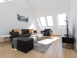 New Modern Penthouse Duplex Suite very close to Opera and Karlskirsche #1/8 - Vienna vacation rentals