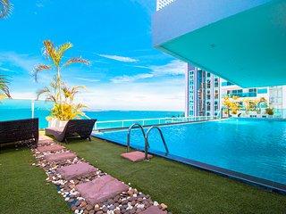1 Bedroom Apartment The View Condominium  Cosy Beach Pratumnak - Pattaya vacation rentals