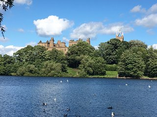 Spacious family home with fantastic views in historic Linlithgow - Linlithgow vacation rentals