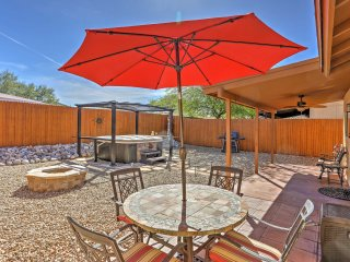 NEW! 2BR Tucson House w/ Hot Tub and Firepit! - Tucson vacation rentals