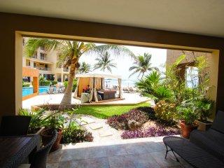 EL FARO R102 - Ocean View Beachfront Condo - Playa del Carmen vacation rentals