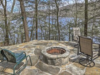 NEW! 3BR New Preston Cottage - Lakefront w/ Dock! - New Preston vacation rentals