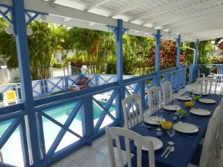 Charming Villa with Television and Water Views - Holetown vacation rentals