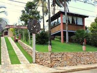 Pousada Quintal do Brasil, Escarpas do Lago- MG - Capitolio vacation rentals