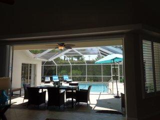 Briarwood - Naples - Beautiful Sunny SW Facing Pool Villa - Golden Gate vacation rentals