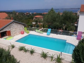 Apartment on ISLAND UGLJAN with beautiful sea view - Sutomiscica vacation rentals